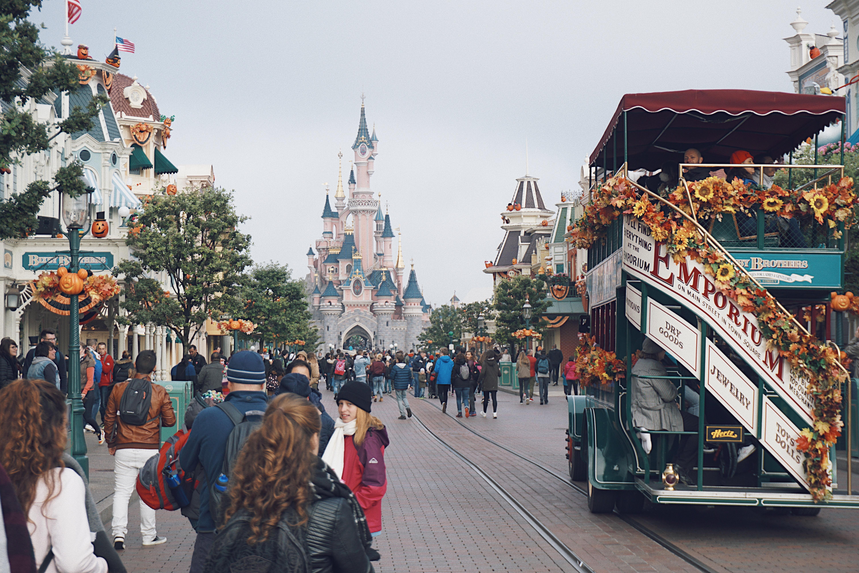 Eurostar Train And Hotel Disneyland Paris